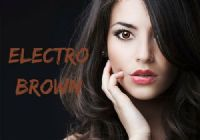 Electro Brown Contacts - 90 Day
